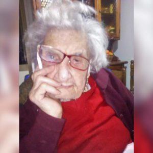 Motta Sant'Anastasia in festa per i cento anni di nonna Peppina