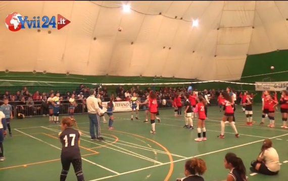 """Volley. """"Sport & go"""" ospitato dalla San Giuseppe Yvii Volley Adrano"""