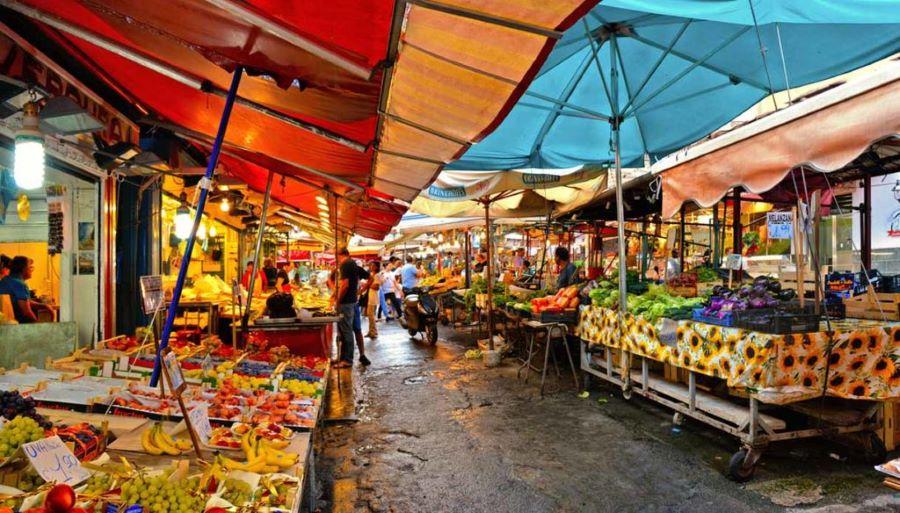 Biancavilla. Mercato settimanale aperto solo per gli alimentari