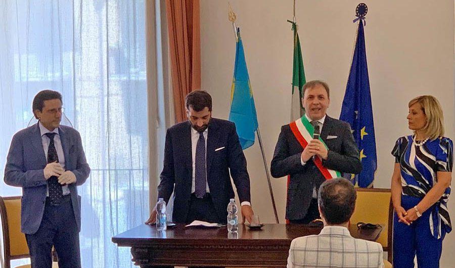Oggi la visita a Paternò del Console del Kazakistan in Sicilia, Alessandro Arborio