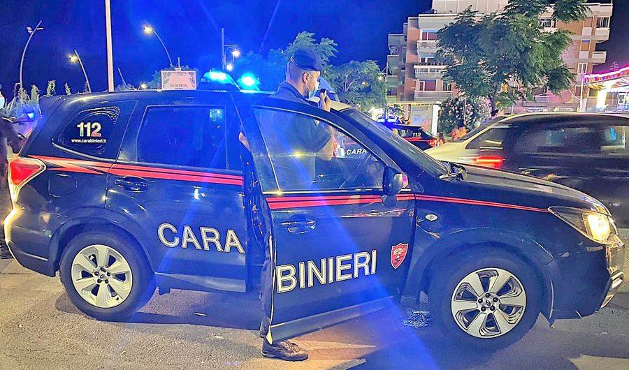 Biancavilla. Attività dei Carabinieri per il contenimento del Covid-19