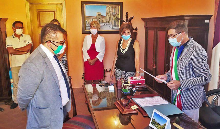 Acicatena: Andrea Licciardello nuovo assessore della giunta Oliveri