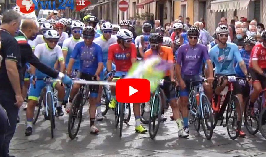 Da Biancavilla la partenza della seconda tappa del Giro d'Italia a pedalata assistita