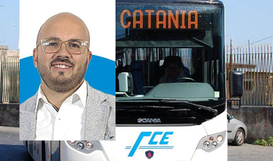 """Biancavilla. Ritardi abbonamenti Fce, Pappalardo (Pd): «Bonanno fa """"cassa"""" sui cittadini»"""