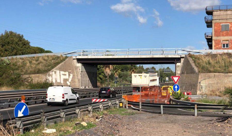 Misterbianco-Motta, sabato la riapertura del ponte Graci