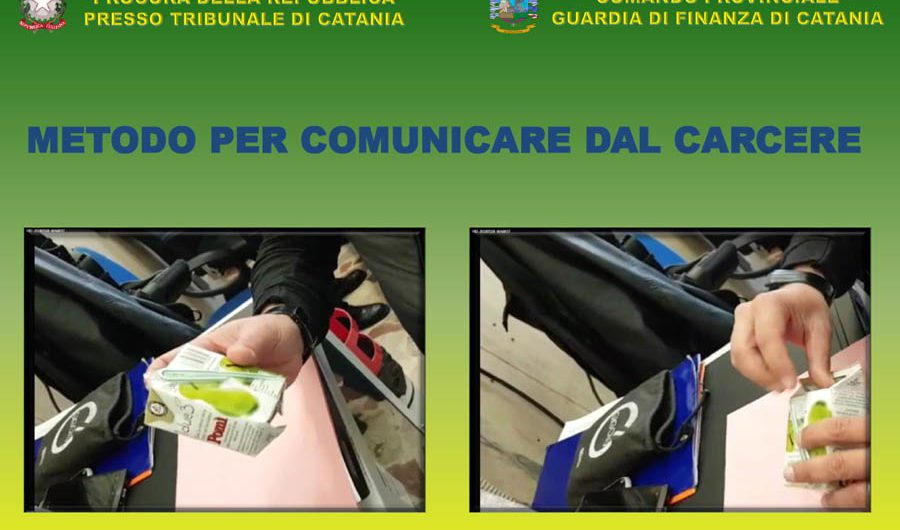 Catania. Operazione antimafia contro i clan Santapaola e Laudani: 18 arresti