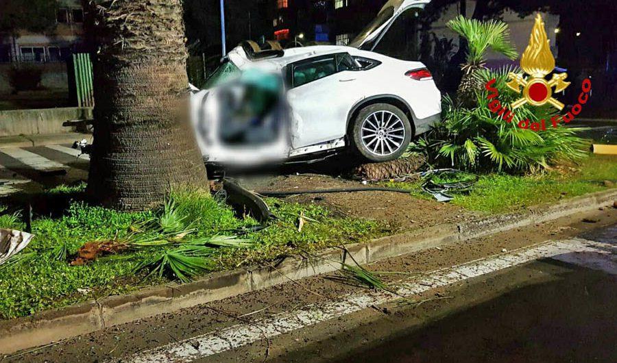 Catania, terribile schianto a Librino: muore 39enne