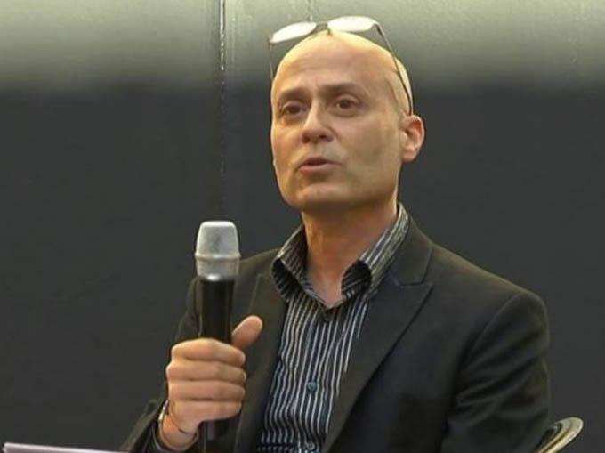 """Paternò. Massimo Arcangeli a """"Incontro con l'autore"""""""