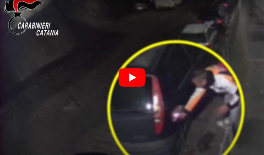 Paternò. Incendia due auto, condannato sorvegliato speciale